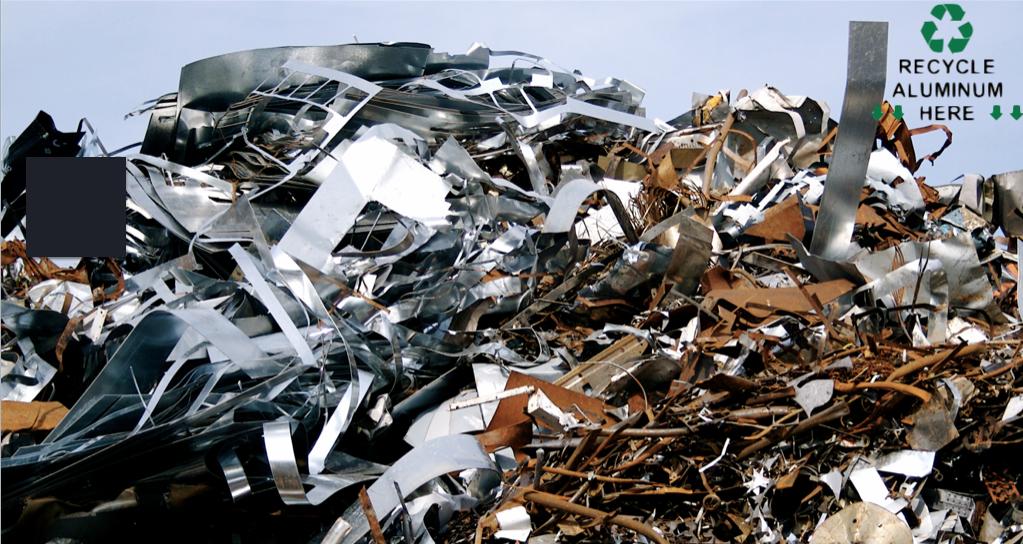 Riciclo metalli in alluminio